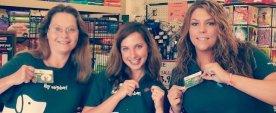 Team Members earn Pet Degree - Pet Supplies Plus Office Photo